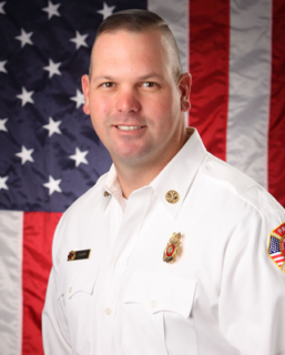 Fire Chief/Fire Marshal BK Young