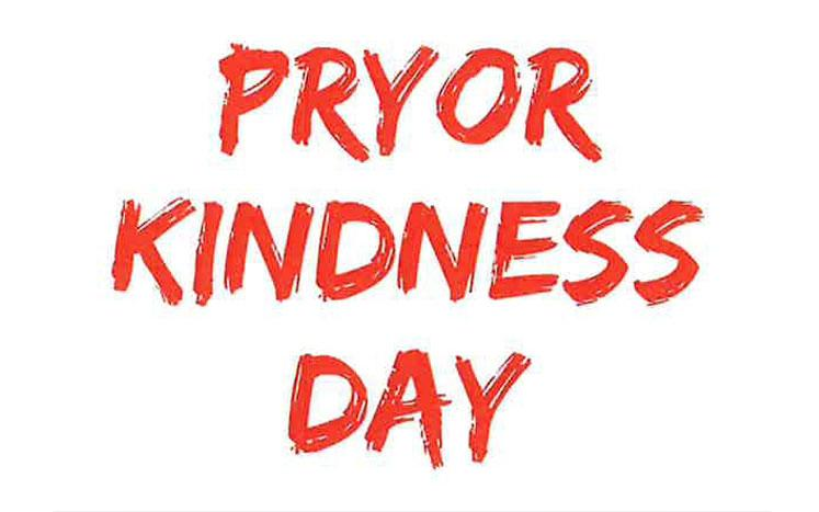 Pryor Kindness Day